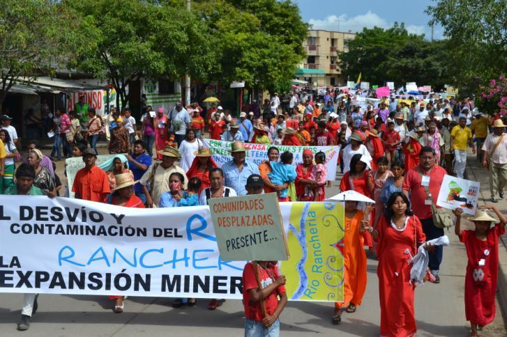 La Guajira alista paro cívico indefinido