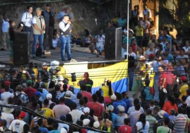 Estos fueron los acuerdos que levantaron la protesta de mineros en Segovia y Remedios