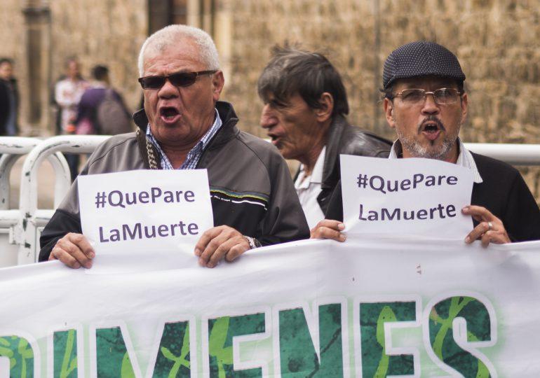 """Policía sigue actuando """"de manera criminal"""" en Tumaco"""