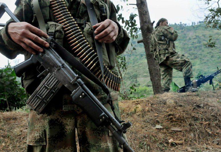"""""""La Paz en Jaque"""" una denuncia sobre el aumento del pie de Fuerza en Colombia"""