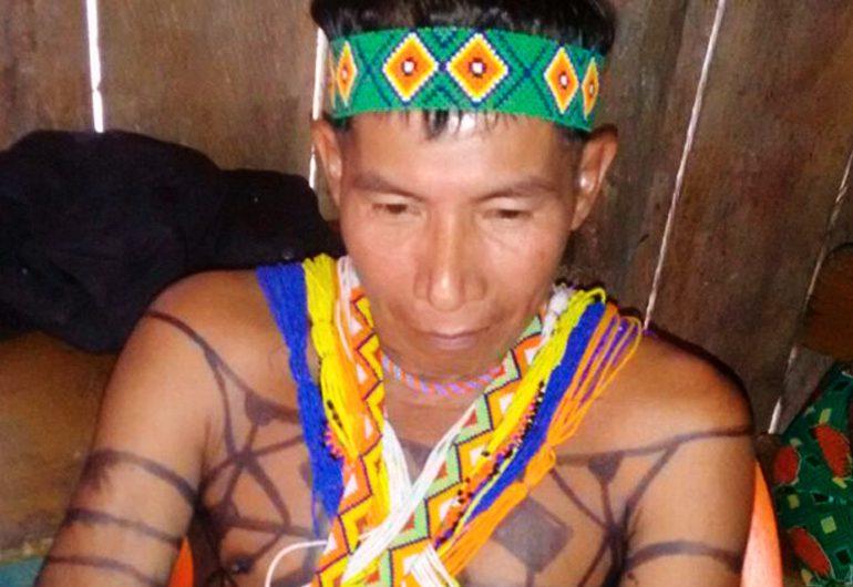 Paramilitares asesinan a líder indígena en Medio Baudó