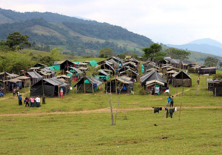 Denuncian masacre de una familia indígena en Mesetas, Meta