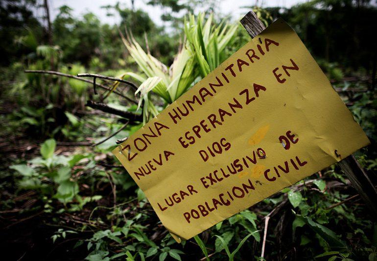 Paramilitares asesinan a habitante en Cacarica, Chocó