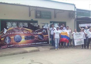 """""""La consulta sigue viva"""": habitantes de Granada, Meta"""
