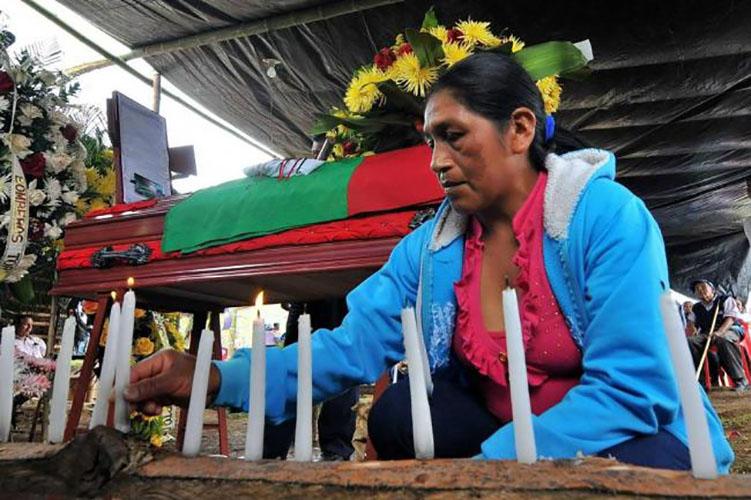 Desde firma del acuerdo de paz reportan 40 indígenas asesinados: OPIAC