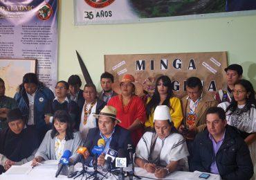 Gobierno ha incumplido 1300 acuerdos a la Minga Indígena