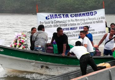 Vicepresidente Naranjo le incumplió a las víctimas de la masacre en El Tandil, Tumaco