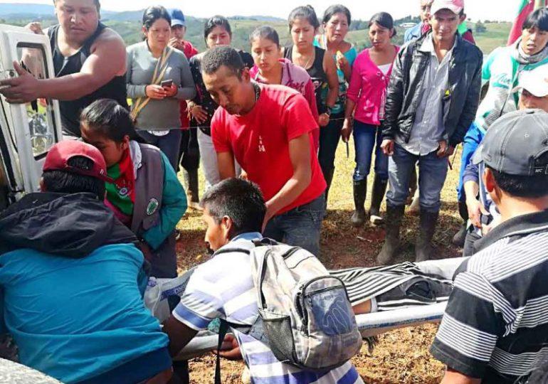 Aumenta crisis por violación a los derechos humanos en Minga Indígena