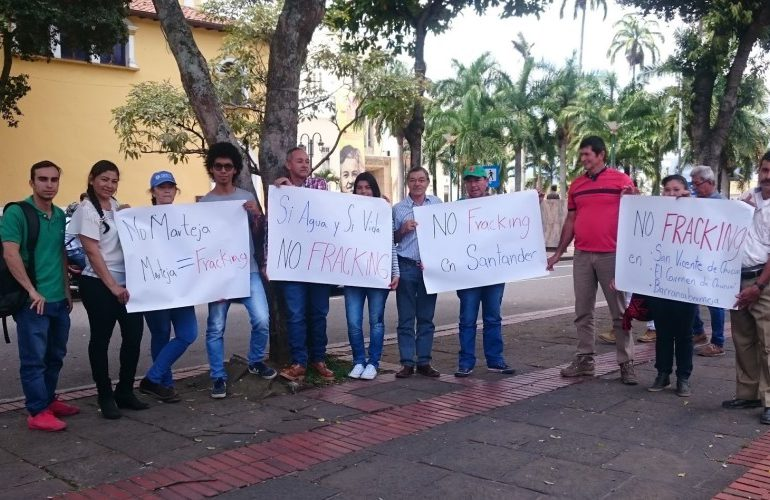 El Carmen de Chucurí seguirá en lucha para lograr consulta popular