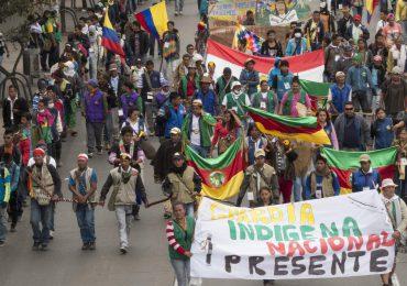 Minga Indígena y Paro Nacional logran acuerdos regionales y siguen avanzando