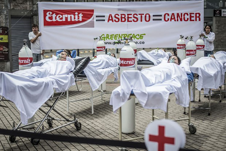 Histórico respaldo en Congreso a prohibición del asbesto