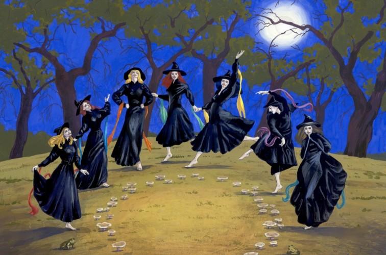 ¿Por qué las mujeres nos deberíamos sentir orgullosas si nos dicen brujas?