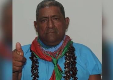 Fue asesinado Mario Jacanamijoy, líder indígena en Caquetá