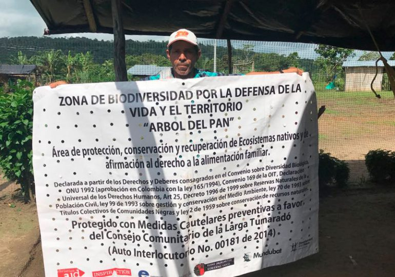 Asesinan a Mario Castaño, líder reclamante de tierras en el Chocó