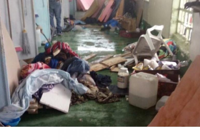 Prisioneros políticos denunciaron accionar desmedido por parte del INPEC en la Picota