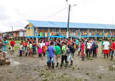 Medidas Cautelares a resguardo indígena Uradá Jiguamiandó en Chocó