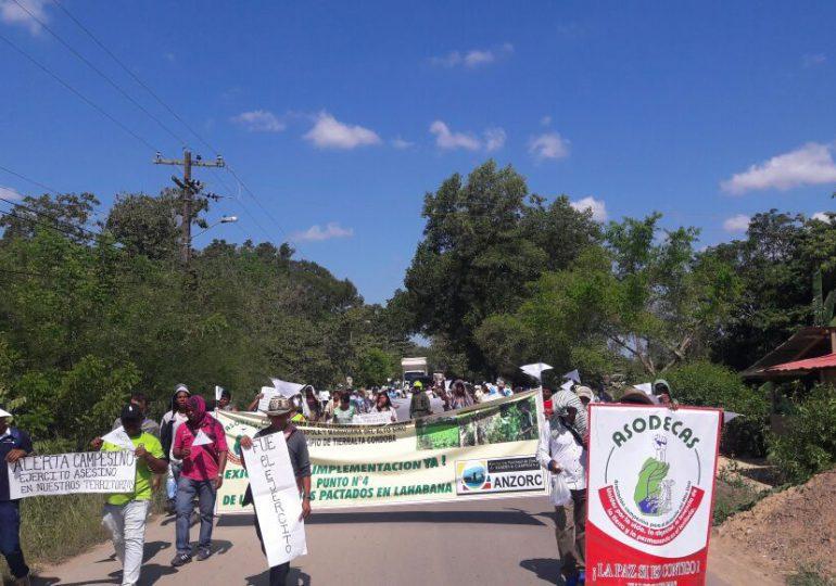 Comunidad de El limón, en Córdoba, exige que Brigada 16 del Ejército sea retirada