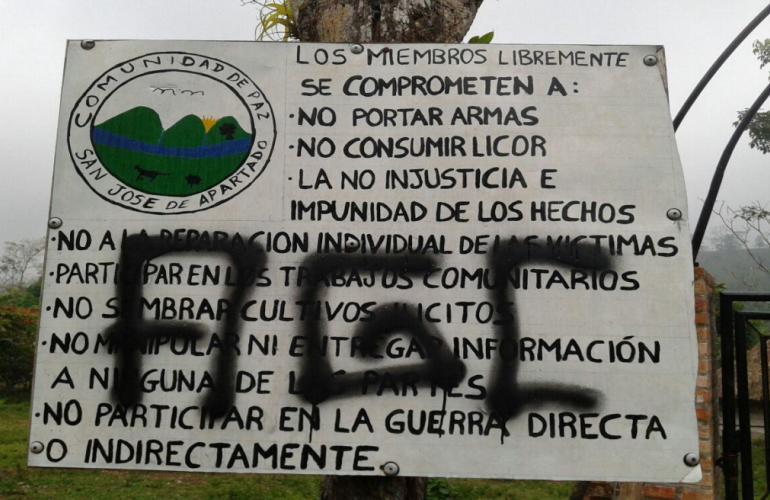 """""""Declaratorias como las de las AGC deben tener una continuidad"""": Camilo González"""