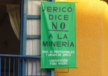 """""""Jericó no necesita de minería para su sostenibilidad"""""""