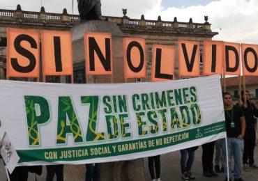 Víctimas de crímenes de Estado interponen tutela a favor de circunscripciones de paz