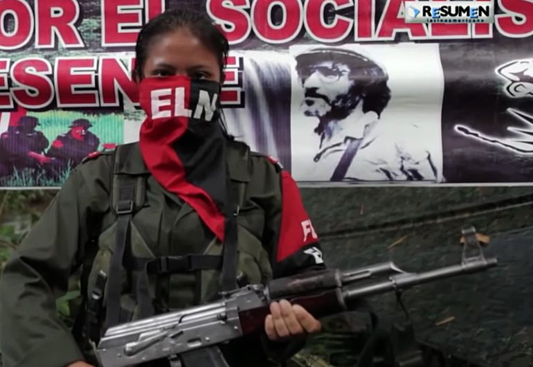 ELN plantea la posibilidad de extender cese al fuego bilateral en 2018