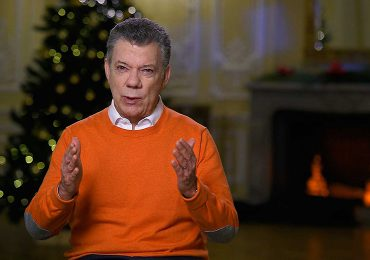 ¿Estamos locos presidente Santos?
