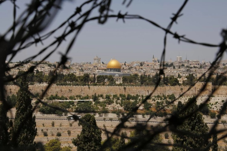 Fuertes protestas en Palestina contra decisión de Trump sobre Jerusalén