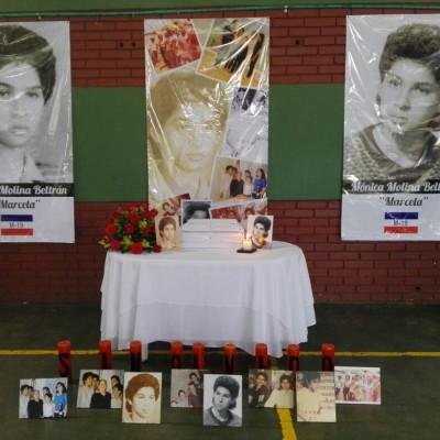 Mónica Molina, integrante del M 19, retornó a los brazos de su familia después de 32 años de impunidad