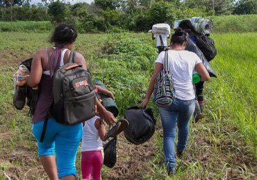 900 familias desplazadas forzadamente en la Costa Pacífica Nariñense