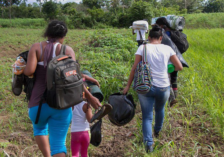 Según la ONU, ya son 2.159 personas desplazadas forzadamente en Córdoba