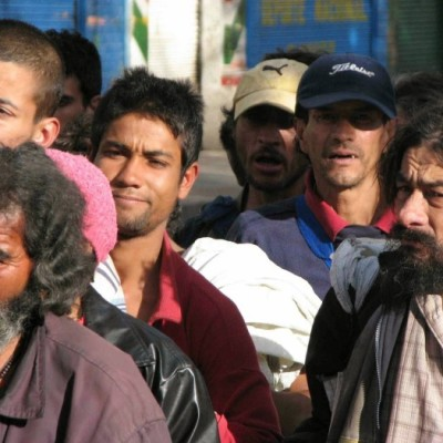 """Censo de habitantes de calle """"debe verse como un drama y no una cifra"""": Fray Gabriel Gutiérrez"""