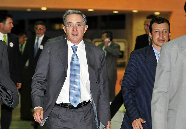El fundado temor que suscita Uribe