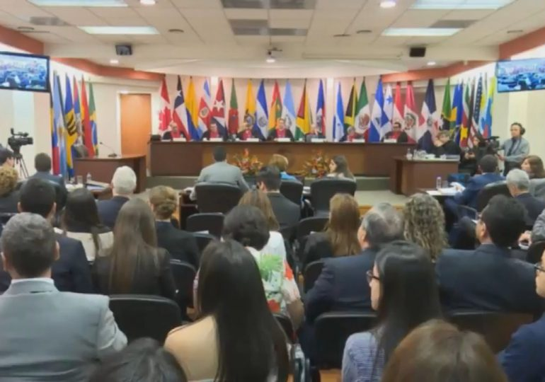 CIDH sesionará en Colombia hasta el 2 de marzo