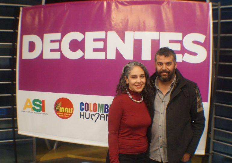 Acabar con lista de los Decentes es un atentado contra la democracia: María José Pizarro