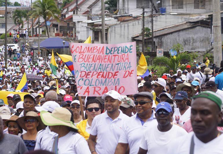 Roban información relacionada con labor de líder Temistocles Machado en Buenaventura
