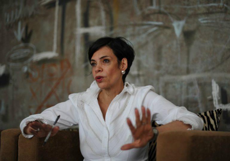 """""""Señores Justicia, hagan Justicia para las víctimas de El Nogal"""": Bertha Fries"""