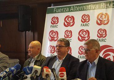 """""""Quieren acabar con la dirección política del partido"""": FARC"""
