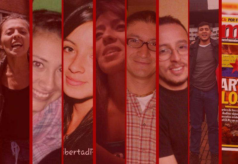 Ordenan libertad para César Barrera y Cristian Sándoval, víctimas de montaje judicial Andino