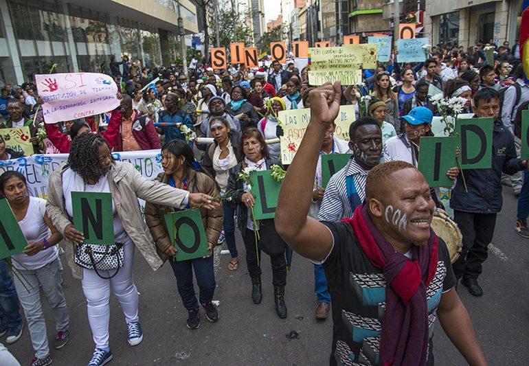 """""""Territorios continúan sin saber qué es la paz"""": Misión internacional en Colombia"""