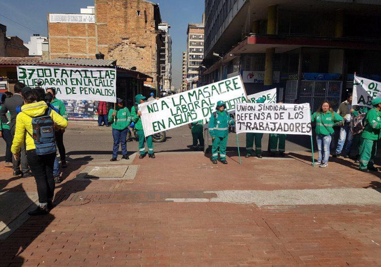 Situación de trabajadores de Aseo de Bogotá ya se había presentado en primera Alcaldía de Peñalosa