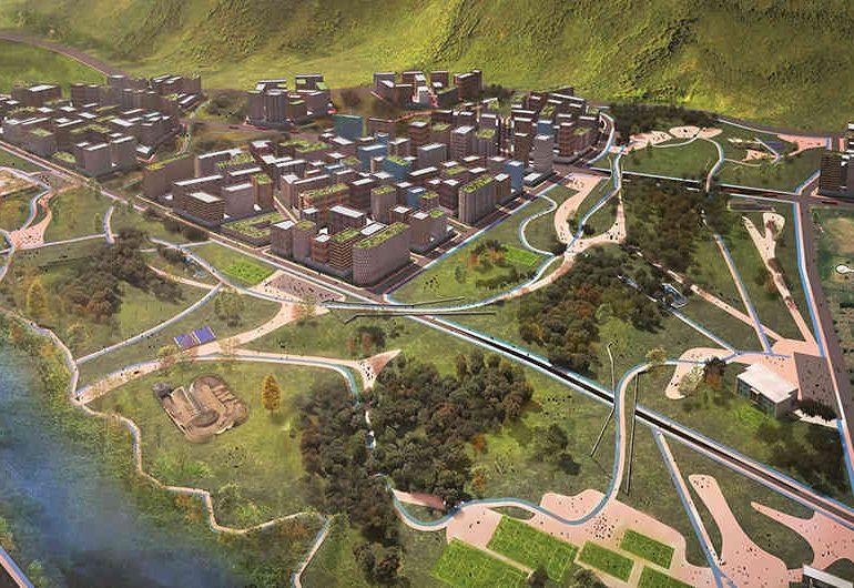 Privados le abren la puerta al proyecto urbanístico Lagos de Torca