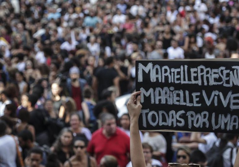 Brasil exige respuestas ante asesinato de la activista Marielle Franco