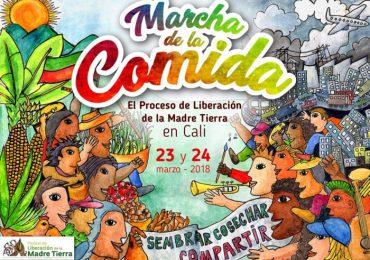 Comunidades del Cauca realizarán Marcha de la Comida tras proceso de liberación de la madre tierra