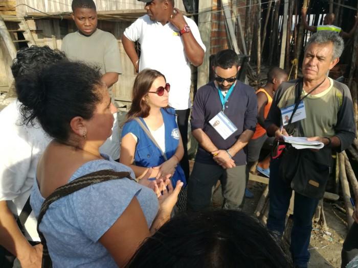"""""""Ejército está al servicio de los latifundistas"""": Delegación Asturiana en Colombia"""