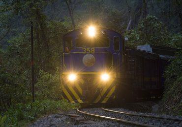 Saltar del tren