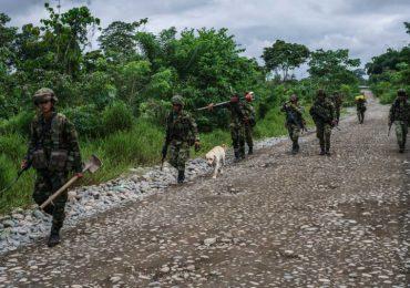Comunidades de frontera con Ecuador alertaron sobre el riesgo que corren por ofensiva militar