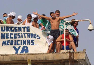 Crisis de salud en las cárceles colombianas