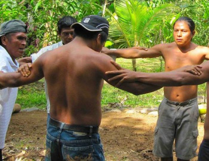 Indígenas Sikuani se oponen a ocupamiento de predios por empresa Poligrow