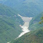 La disminución del caudal del río Cauca