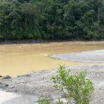 El río Cauca ha alcanzado niveles muy bajos en su caudal